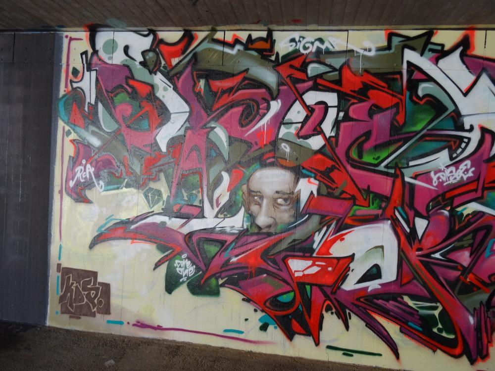 Graffiti Karlsruhe